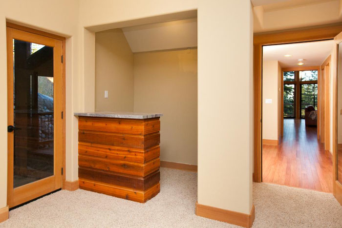 Extensive Exterior and Interior Remodeling, Incline Village, Nevada (North Lake Tahoe)