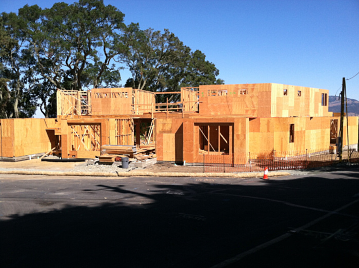 Foundation & Framing, Danville, Contra Costa County, California